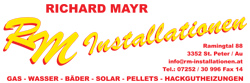 Logo Richard Mayr