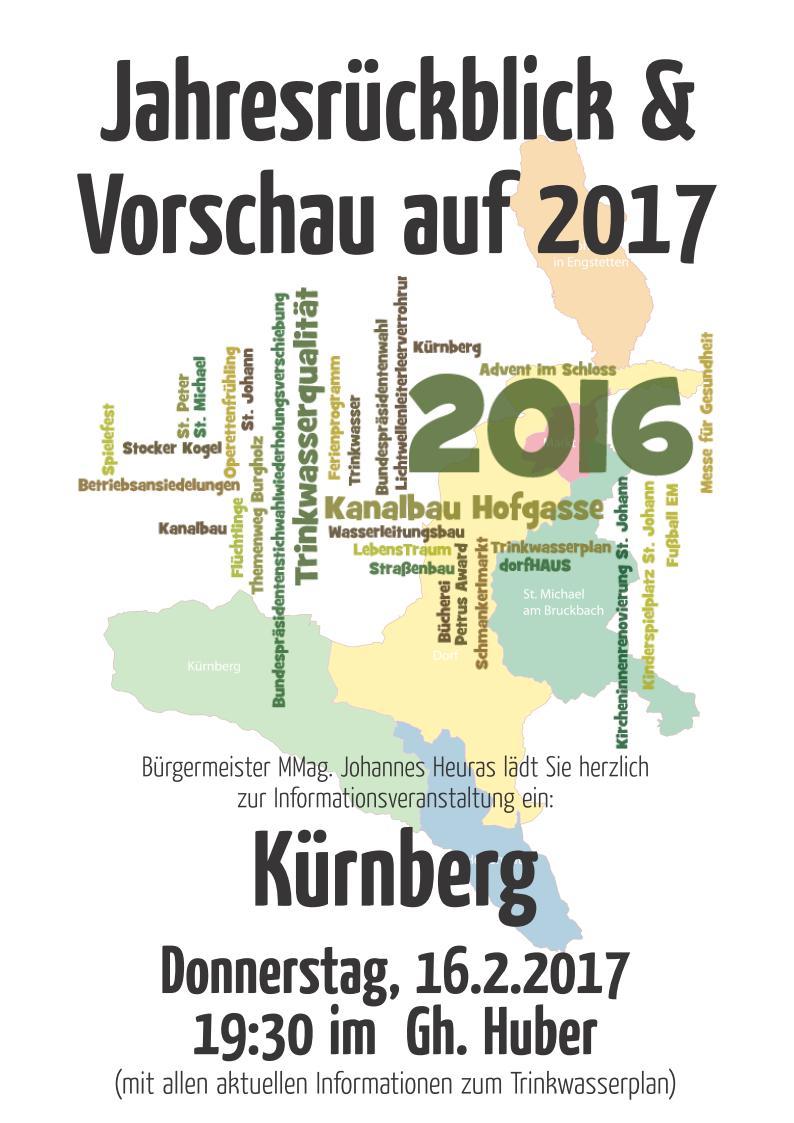 Jahresrueckblick-Vorschau 2017