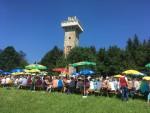 Eröffnungsfest Kaiserin Elisabeth-Warte 2017