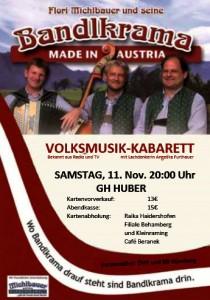 Bandlkramer 11.11.2017 Kürnberg