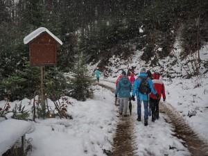 Adventwanderung 2017 - Fotos Martin Holzer