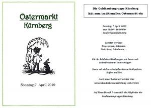 Ostermarkt 2019