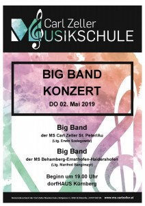 Big Band Konzert dorfHAUS