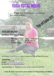 Yoga 2019 Kürnberg